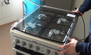 Требования, которым нужно следовать при монтаже плиты газовой