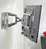 Методы крепления телевизора на стену